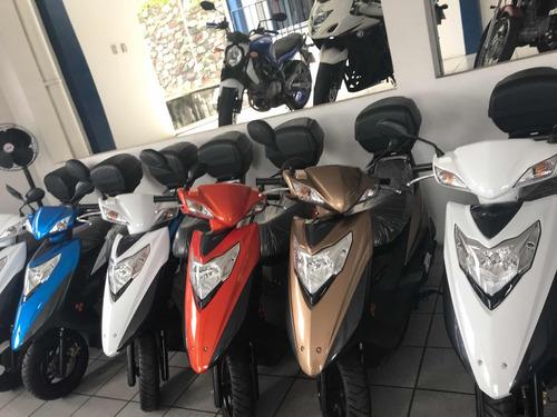 haojue lindy 2019/2020 125cc automática