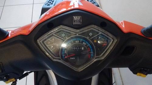 haojue nex 110 2019 0km - moto & cia