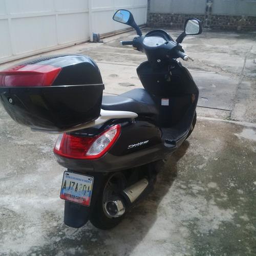 haojue skyhawk 125cc (casi nueva)
