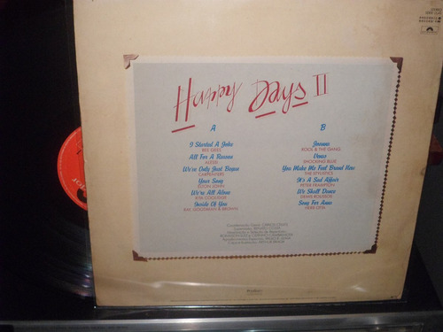 happy days - vol 2