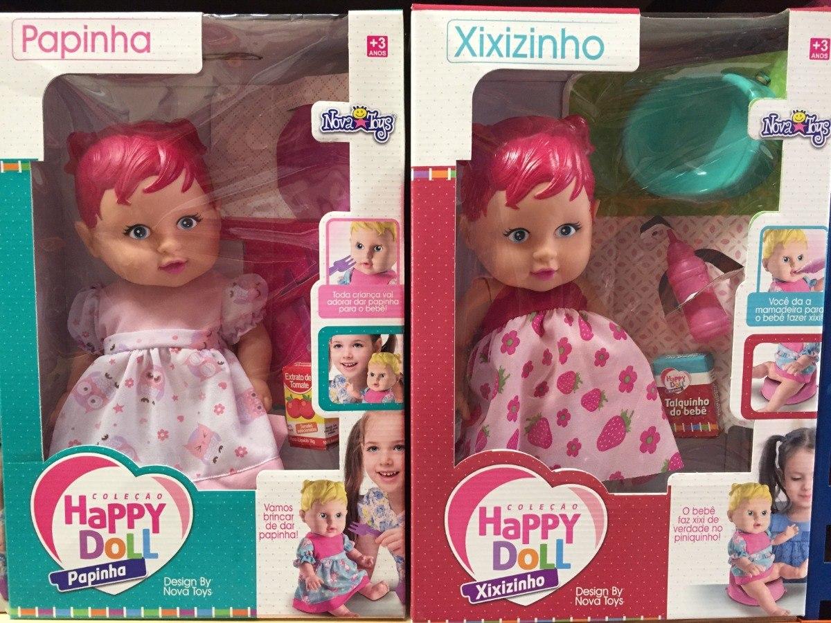 e48adc5f83 Happy Doll Papinha