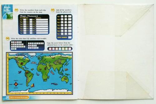 happy earth 2 new edition class book audio original 3 discos