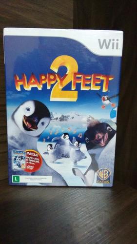 happy feet 2 para wui + dvd brinde
