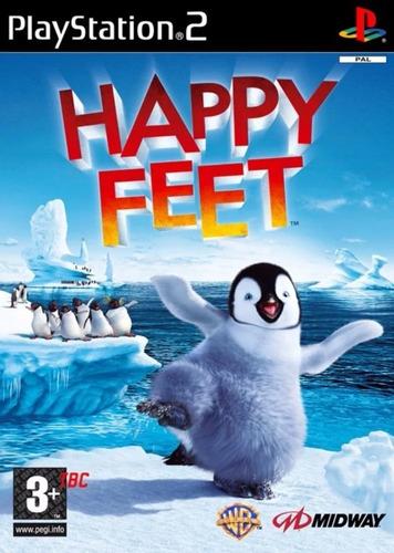 happy feet ps2 original lacrado
