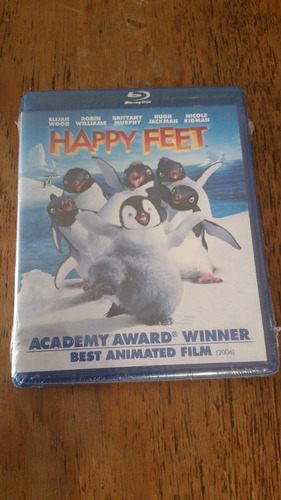 happy feet (version importada con idioma en español )
