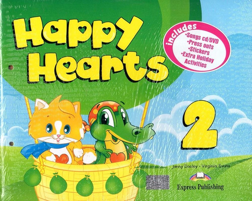happy hearts 2 - pupils book