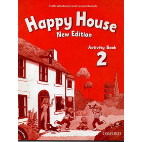 Happy House 2 - Class Book & Activity Book + Cd