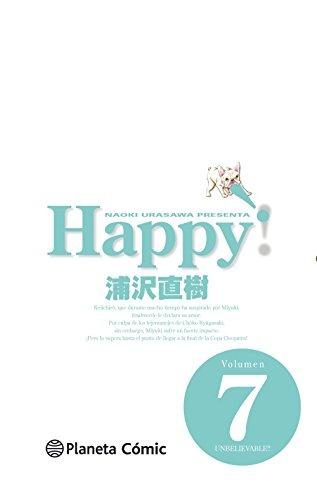 happy! - número 7 (manga); naoki urasawa