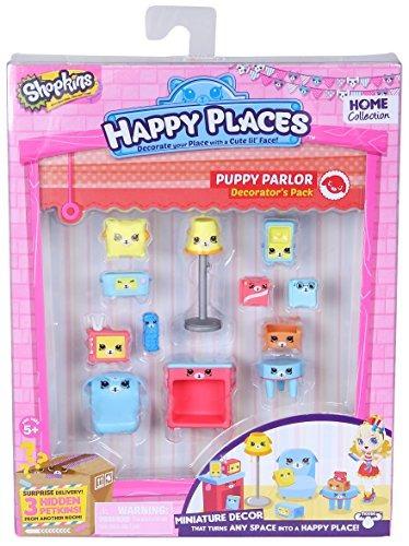 happy places shopkins decorator pack puppy parlor