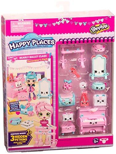 happy places shopkins season 3 decorator pack - clase de ba