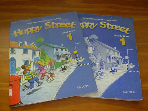 happy street 1  oxford