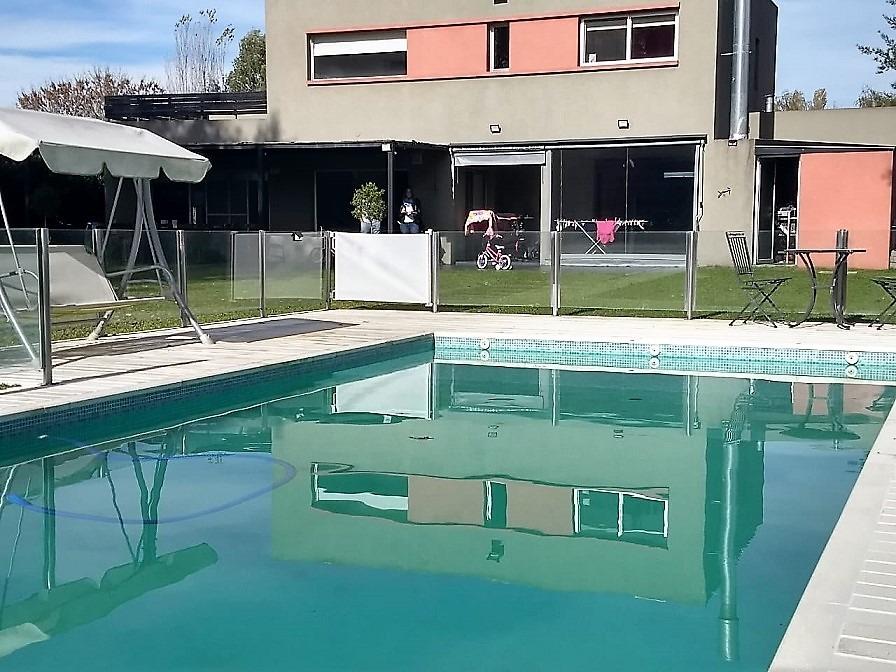 haras del sol - casa 4 amb. dep. piscina parrilla