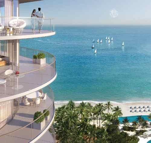 harbour beach cancún, departamentos en venta