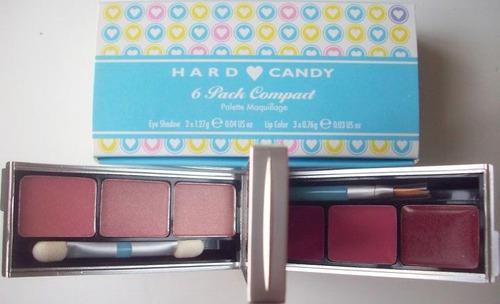 hard candy paleta set sombras gloss envio gratis cuotas!!!