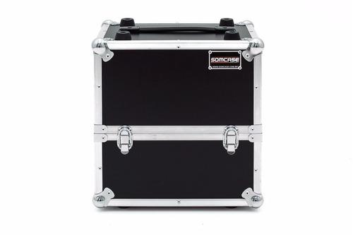 hard case para discos de vinil ( 70pç) angulado