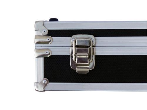 hard case pedais pedal pedaleira p/ boss zoom line 6 /outras
