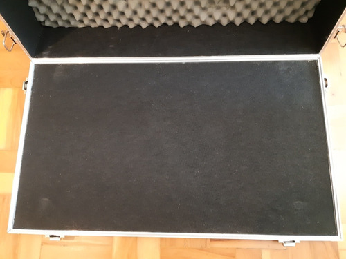 hard case pedalboard
