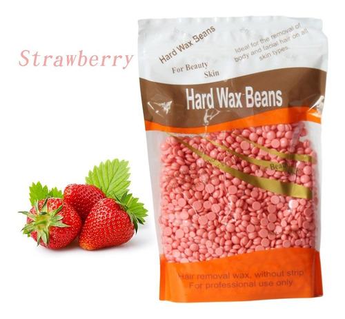 hard wax beans perla cera elástica depilatoria 300 gr