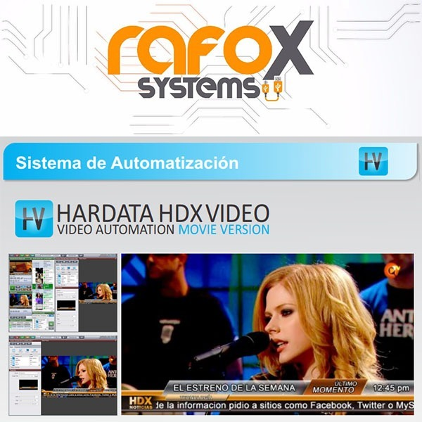 Hardata Hdx Video Automation Full Download - On Feet Nation