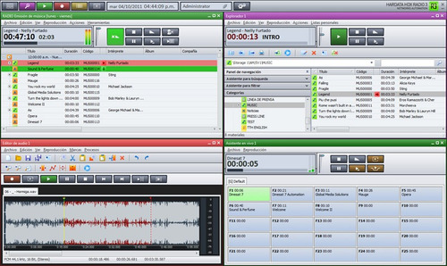 hardata radio 9 (automatizador de radio)