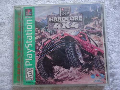 hardcore 4x4 play station 1