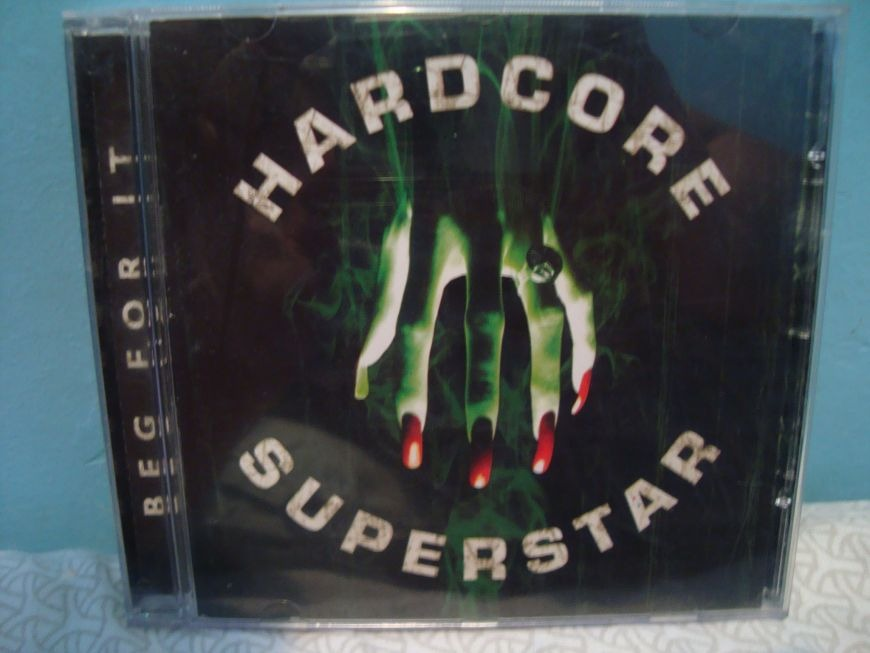 Are Hardcore superstar beg for it think