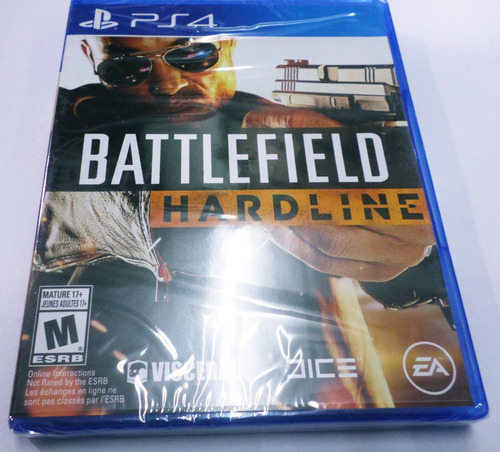 hardline ps4 battlefield