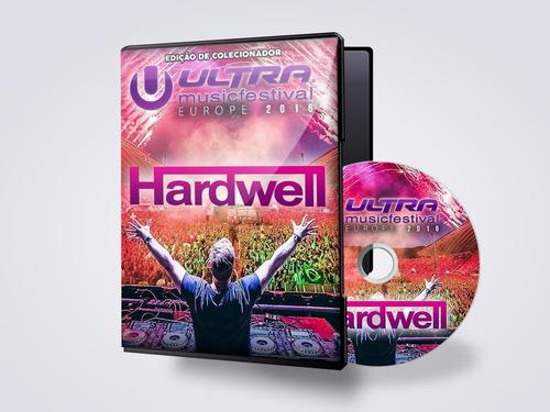 hardwell ao vivo ultra festival europa 2016