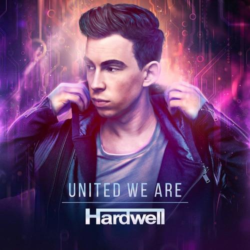 hardwell cd album united we are (importado)