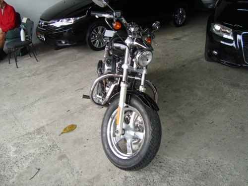 harely davidson xl 1200 custon 2012