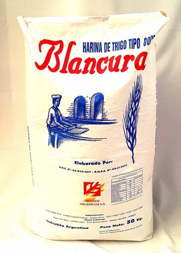 harina blancura 0000 x 50 kg