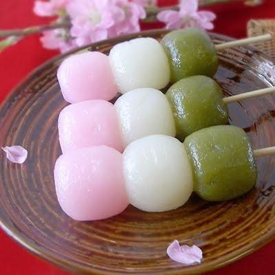 harina de arroz glutinoso. mochi