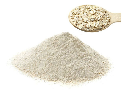 harina de avena integral kg