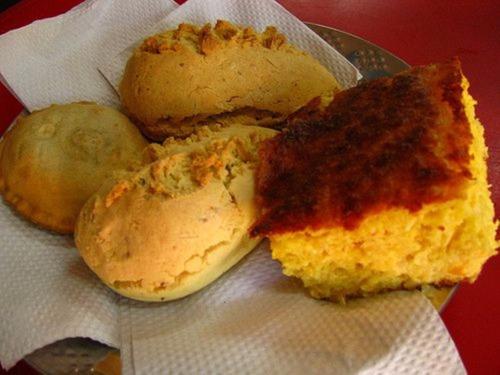 harina de maíz para sopa paraguaya