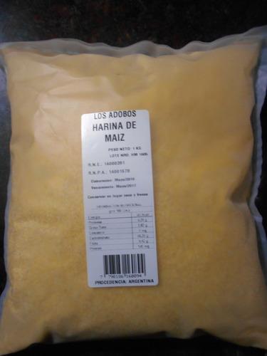 harina de maiz x 10 kg polenta