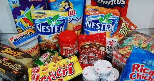harina pan, toddy, chocolates, cafe   productos venezolanos