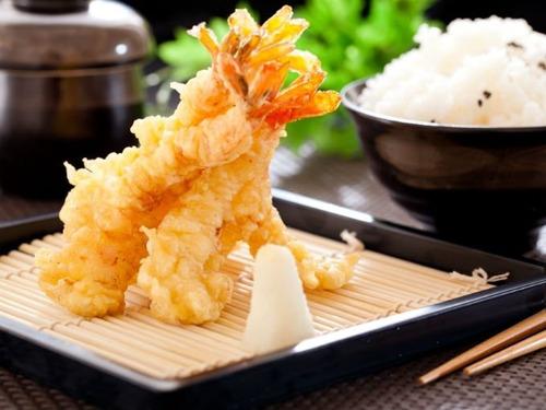 harina para preparar tempura 400g