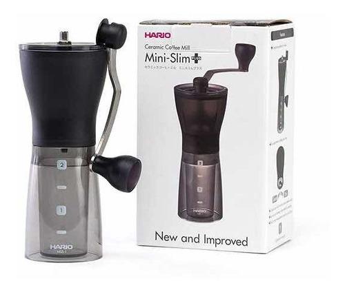 hario mini slim plus molino cafe manual