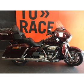 Harley Davidson - Electra Glide Ultra Limited - Grena