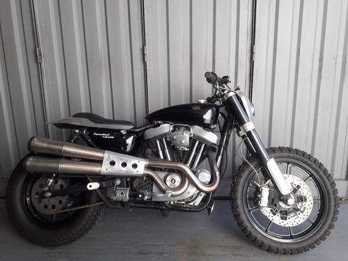 harley davidson 1200 sportster scrambler - hilton motors
