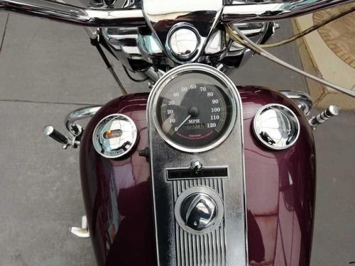 harley-davidson 1340 roadking 1997 titulo limpio checala!!!