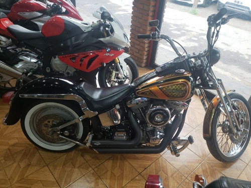 harley davidson 1340 softail chopper s&s ss charliebrokers