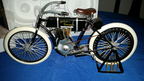 harley davidson 1903 1904 serial 1 escala coleccion