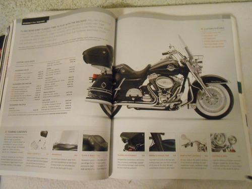 harley davidson 2009 catalogo de accesorios y partes origina