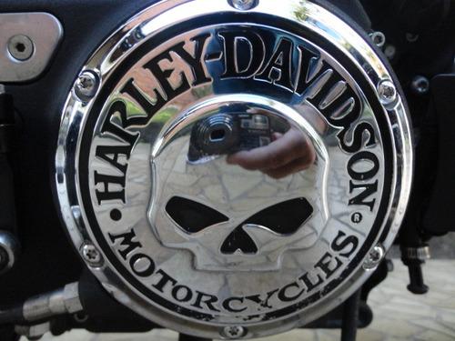 harley davidson 2014 forty-eight 1200 c prateada 17.500km !!