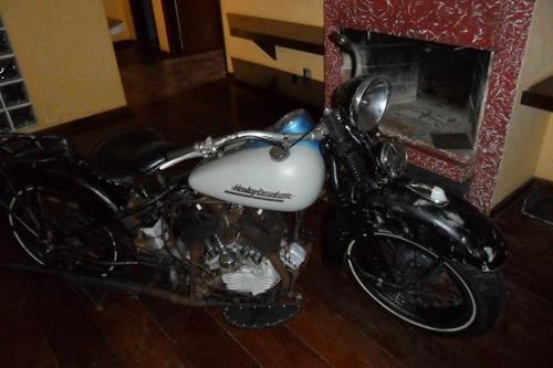 harley davidson 750cc 1951