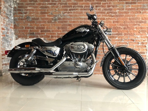 harley davidson 883 low excelente estado - defranco motors