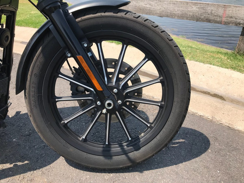 harley davidson 883 xl iron sportster 2010