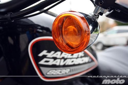 harley davidson 883r unica edición especial