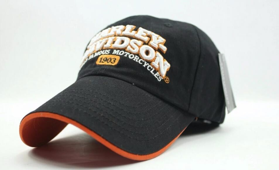 harley davidson - boné importado original - chapéu harley. Carregando zoom. 92c2ea0ee65
